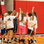 adidas girls camp